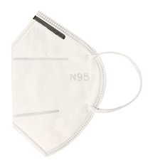 Pack of 4 1Mile N95 Mask