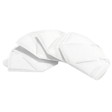 Pack of 2 1Mile N95 Mask 5's