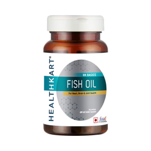 HealthKart Fish Oil Capsule