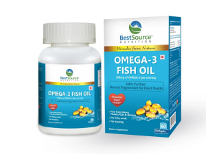 BestSource Nutrition Omega-3 Fish Oil Capsule
