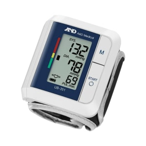 A&D UB-351 Wrist BP Monitor
