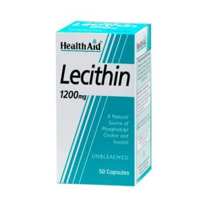 Healthaid Lecithin 1200mg Capsule
