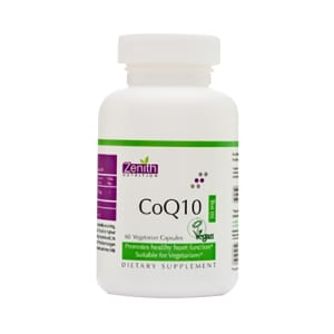 Zenith Nutrition Coq10 30mg Capsule