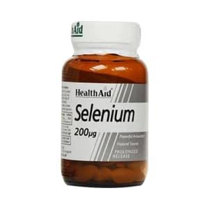 Healthaid Selenium 200mcg Capsule