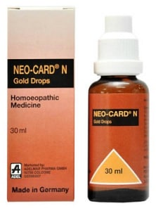 ADEL Neo-Card N Gold Drop