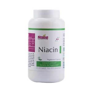 Zenith Nutrition Niacin Capsule