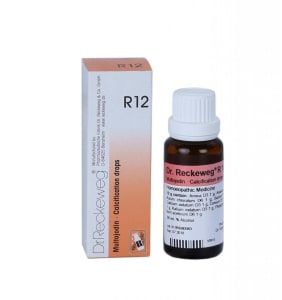 Dr. Reckeweg R12 Calcification Drop