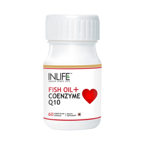 Inlife Fish Oil with Coenzyme Q10 Capsule