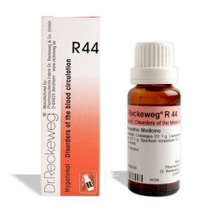 Dr. Reckeweg R44 Disorders OF The Blood Circulation Drop