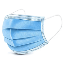 3-Ply Disposable Surgical Face Mask 10's