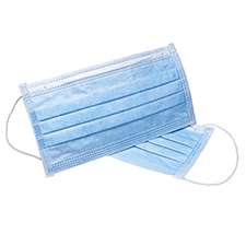 3-Ply Disposable Surgical Face Mask 30's