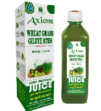 Axiom Jeevan Ras Wheat Grass Giloye Stem Juice 1 ltr