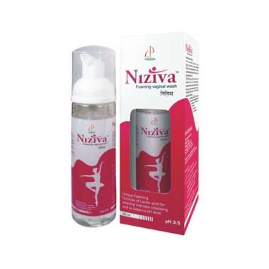 Niziva Foaming Vaginal Wash