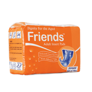 Friends Adult Insert Pads
