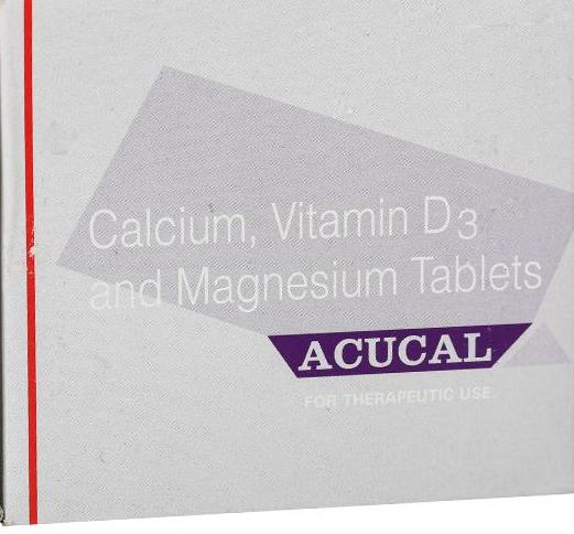 ACUCAL TABLET