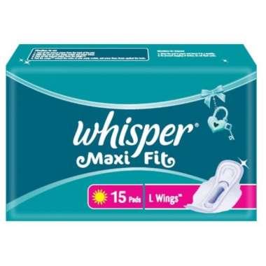Whisper Maxi Fit L-wings Pads