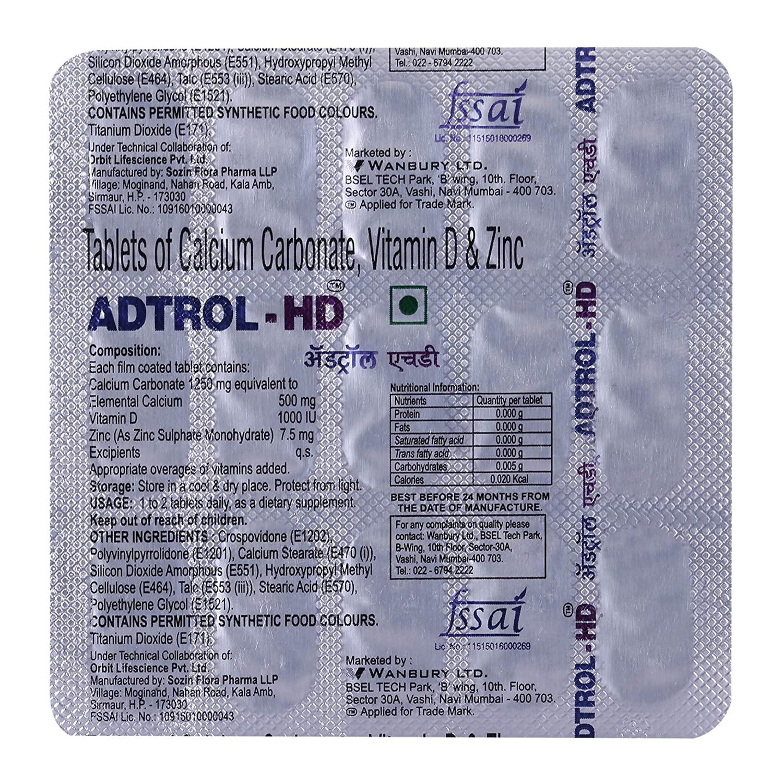ADTROL-HD TABLET