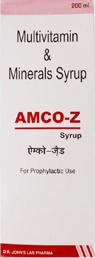 AMCO-Z SYRUP