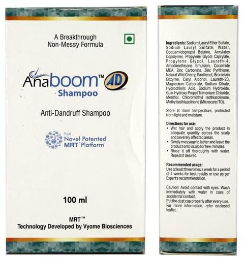 ANABOOM AD SHAMPOO