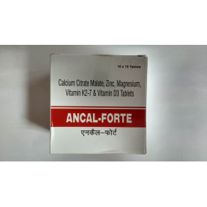 ANCAL FORTE TABLET