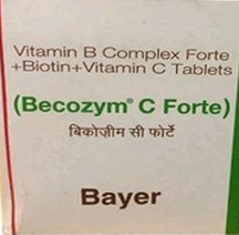 BECOZYME C FORTE TABLET