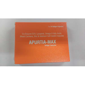 APURTIA MAX SOFT GELATIN CAPSULE
