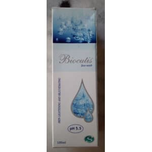 BIOCUTIS FACE WASH