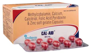 Cal-Aid Capsule