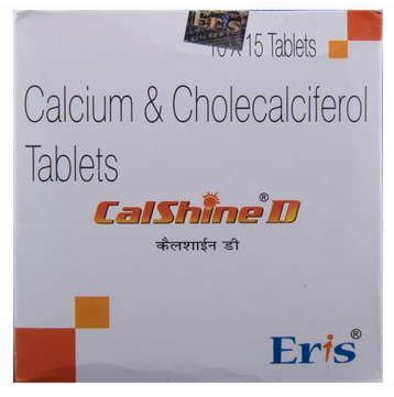 Calshine D Tablet