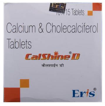 Calshine D Tablet