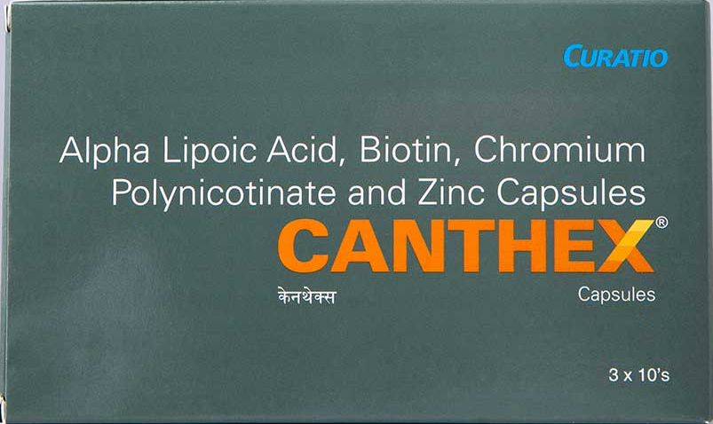 CANTHEX CAPSULE