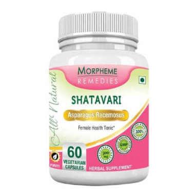 Morpheme Shatavari Capsule