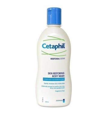 Cetaphil Restoraderm Body Wash