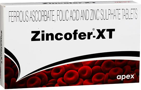 ZINCOFER XT TABLET