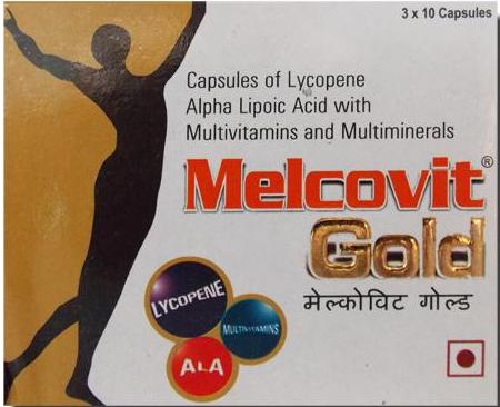 MELCOVIT GOLD CAPSULE