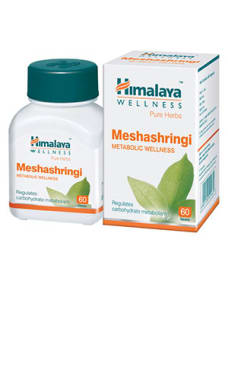 Himalaya Wellness Pure Herbs Meshashringi Metabolic Wellness Tablet