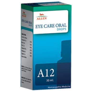 A12 Eye Care Oral Drop