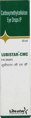 Lubistar Cmc 0.5% Eye Drop