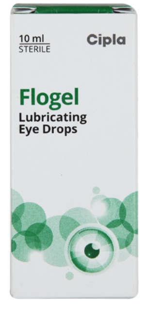 Flogel 1%w/v Eye Drop