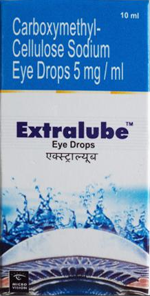Extralube 5 Mg/ml Eye Drop