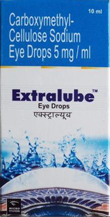 Extralube 5 Mg/ml Eye Drop