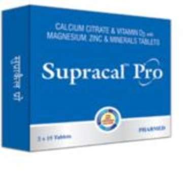 Supracal Pro Tablet