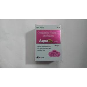 Aqua D3 Oral Drops