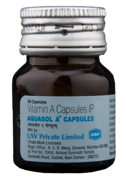Aquasol A Capsule