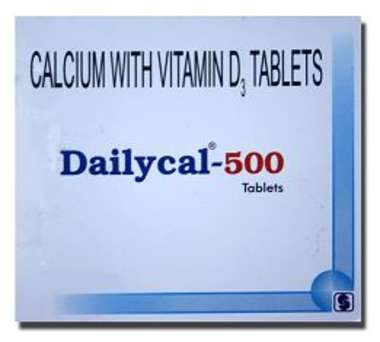 Dailycal-500 Tablet