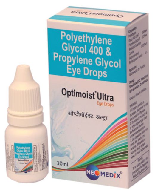 Optimoist Ultra Eye Drop