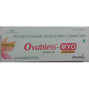 Ovabless-Myo Tablet Orange