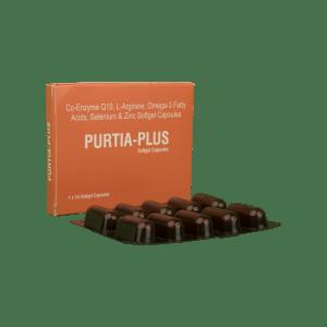 Purtia Plus Soft Gelatin Capsule