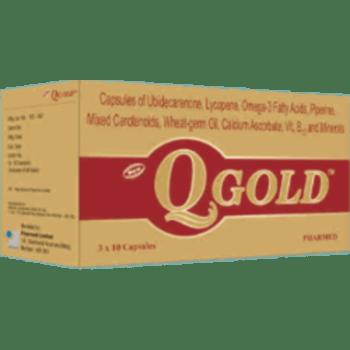 Qgold Capsule