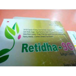 Retidha-9G Soft Gelatin Capsule